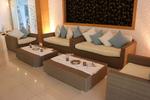 Разпродажба на ратанови дивани за заведения