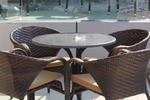 мебел с високо качество и дълъг срок на използване от изкуствен ратан