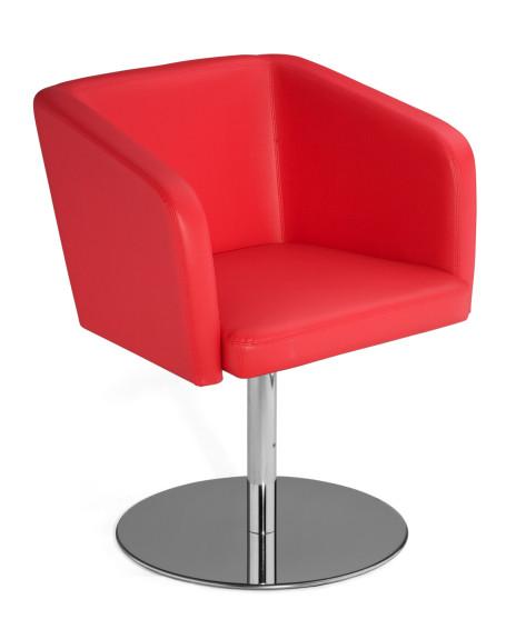 Кресло модел HELLO 1S chrome