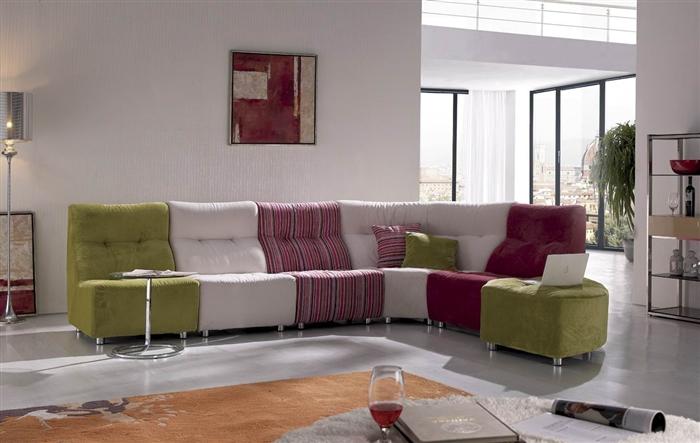 Дизайнерски дивани от естествена или еко кожа