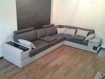 Тапицирани ъглови дивани