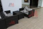 Модерни дивани от ратан  за заведения