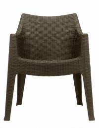 Стол от ратан венге