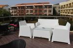 Стилни маси и столове от евтин ратан