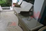 Екзотични дивани от ратан