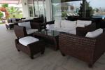 Мебели и сепарета от ратан за заведения