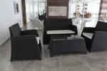 Комфортни и стилни сепарета от ратан за заведения