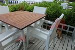 Мебели от бял ратан