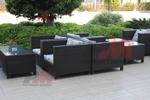 Универсални ратанови мебели за всесезонно използване