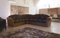 Италианска мека мебел Ottomano